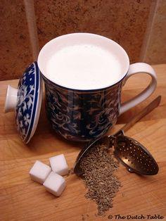 The Dutch Table: Anijsmelk (Dutch Anise Milk)