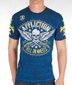 Affliction Heroic Reversible T-Shirt