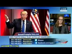C-SPAN CALLERS OVERWHELMINGLY LOVE DONALD TRUMP! - http://bestnewsarchive.ca/c-span-callers-overwhelmingly-love-donald-trump/