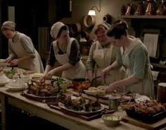 Downton Abbey Recipe Blog