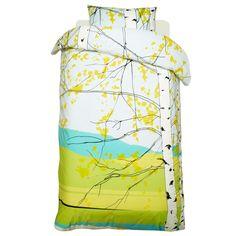 Kaiku duvet cover and pillow case