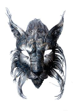 tiger animal masks - Google Search