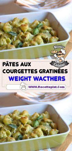 Plats Weight Watchers, Weight Watchers Smart Points, Weigth Watchers, Plats Healthy, Caramel Apples, Pasta, Summer Recipes, Food Porn, Veggies