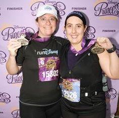 2012 Disney Princess Half Marathon Finish | Running at Disney #runDisney #PrincessHalf