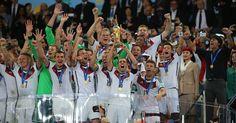 Alemanha Campeã do Mundo 2014