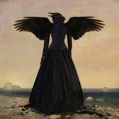 """Death of Crows"" Bill Mayer"
