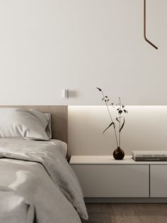 Home Decor Bedroom, Modern Bedroom, Minimal Bedroom Design, Home Room Design, House Design, Interior Design Images, Beautiful Home Designs, Aesthetic Room Decor, Bedroom Layouts