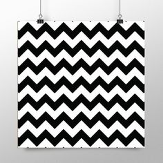 Placa decorativa - Chevron P
