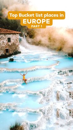 EUROPE - 4 Bucket List Places to Visit!