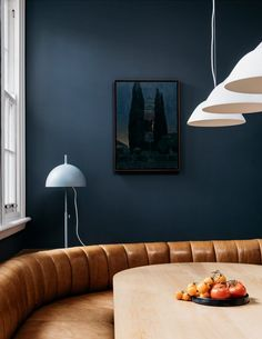 A subtle evolution in a standout dark blue