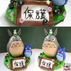 Figura Mi vecino Totoro