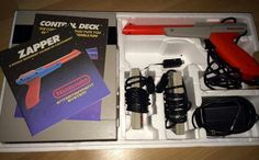 Packaged NES