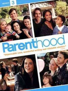 Parenthood. Love this show.  Seems to by flying under the radar as far as viewing figures are concerned...but it is, in my opinion, by far the best series currently on tv.
