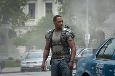 "Anthony Mackie on Playing The Falcon in 'Captain America: The Winter Soldier': ""I feel like to be in a Marvel franchise can only help me in my career and help me as an actor"" - Daily Actor Captain America Winter, Marvel Captain America, Marvel Heroes, Marvel Live, Natasha Romanoff, Dc Movies, Marvel Movies, Avengers Movies, Marvel Actors"
