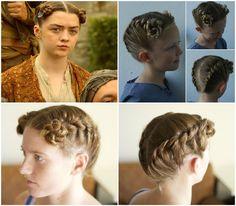 Die 10 Besten Bilder Von Mittelalterliche Frisuren In 2017