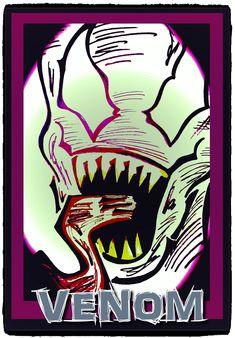 Venom Poster for $5.99