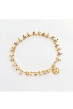 We haven't stopped wearing our little ball bracelets by Mirabelle since they came in. The cute small balls have slight ethnic feel and the mix of smooth and glitter finish makes it perfectly uniqu...