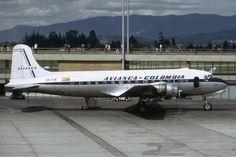 DC-4 Avianca Colombia
