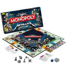 Metallica Monopoly | Holy Sh*t, this is legit!