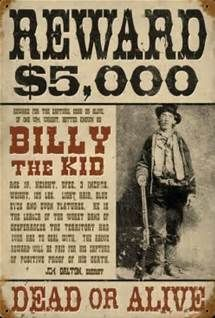 Old West Wanted Posters - Bing Images Western Film, Western Saloon, Western Art, Old West Saloon, Western Photo, Wild West Party, Us History, American History, Vintage Metal Signs