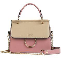 Leather Women Tote Fashion Ring Flap Chleu Messenger Top Handle Chain Bags   LFS  Tote 4539883a67b2b