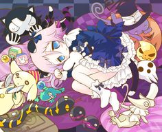 I've always loved this picture eep omigosh so pretty and cute!!!!~  .//w//.