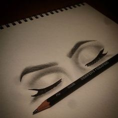 visual result of cool drawings - art Realistic Eye Drawing, Drawing Tips, Painting & Drawing, Drawing Ideas, Pencil Art Drawings, Art Drawings Sketches, Cute Drawings, Amazing Drawings, Beautiful Drawings