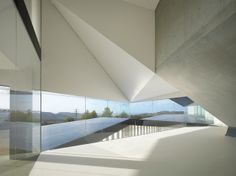 Municipal Auditorium of Teulada | Francisco Mangado & Associates; Photo: Roland Halbe | Archinect