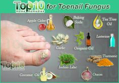 Prev post1 of 3Next Toenail fungus (medically known as onychomycosis) is a type of fungal infection that occurs when fungi called dermatophytes start growing under the nail. It usually causes the nail to become crusty, thick, discolored and distorted. As the infection gets worse, the toenail may separate from the nail bed, which can cause