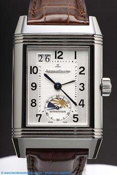 a0f5ee53a9c Jaeger-LeCoultre Reverso Grande Automatic. Relógios De LuxoRelógios  ChiquesRelógios ...