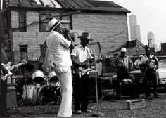 Blues on Maxwell Street- 1988 You haven't heard Blues until you heard here!! What great times!!!