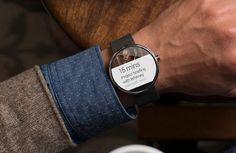 Motorola Moto 360 Smartwatch vorgestellt [Video] | Android-Ice Cream-Sandwich