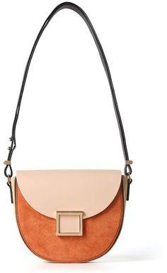 d26f1f82b Jaime Bag New Handbags, Jason Wu, Leather Shoulder Bag, Shoulder Bags,  Saddle