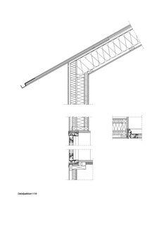 Nordlander house section detail