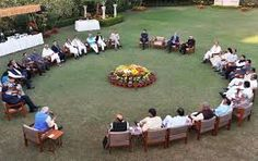 "The maiden meeting of the ""think tank"" NITI Aayog and will follow it up with another meeting with Chief Ministers http://www.campussharings.com/"
