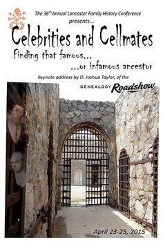 Genealogical Gems: Family History Conference comes to Lancaster Count...