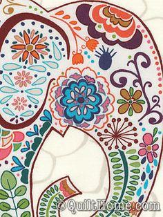 Karavan PWVW038-Artisan Fabric by Valori Wells