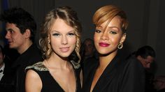 Rihanna Says She And Taylor Swift Have Different Fan Bases, Has Clearly Never Been To University Of Missouri Party