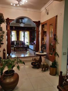 The Rameshs' Desi-Global, Green home in Bengaluru Indian Home Design, Indian Home Interior, Indian Interiors, Home Interior Design, Interior Designing, Interior Ideas, Ethnic Home Decor, Indian Home Decor, Indian Decoration