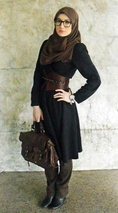 Beautiful Hijab Looks to Try (26)