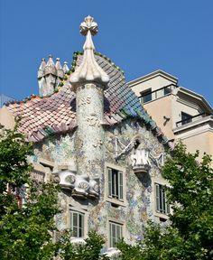 Barcelona Casa Battlo 1