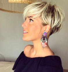 60 Awesome Pixie Haircut For Thick Hair 21