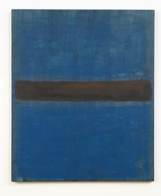 I have no idea why Mark Rothko's art captivates me. But it does.