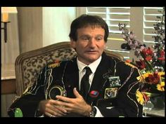 Robin Williams: How did I get here?!