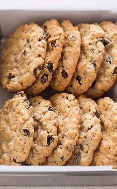 The Best Oatmeal Raisin Cookies Recipe Cookies
