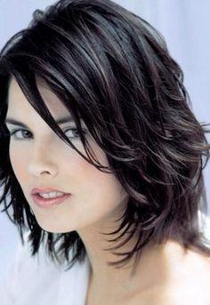 cabelo curto e repicado - Pesquisa Google