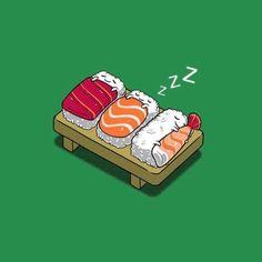 sushi | via Tumblr