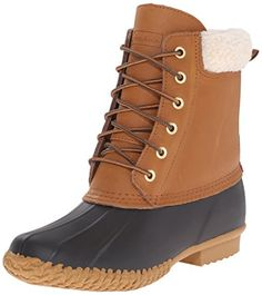 Skechers Women's Duck Boot Snow Boot, Black/Tan, 8 M US S... https://smile.amazon.com/dp/B00YGCPHY2/ref=cm_sw_r_pi_dp_qAlAxbYPVV4B1
