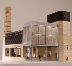 Assemble wins competition for new art gallery at Goldsmiths college