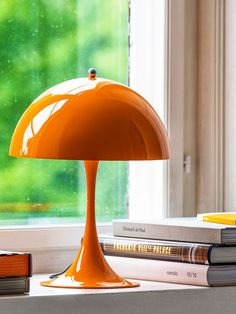 Panthella mini orange Louis Poulsen, der Klassiker!!! #lamp #lampen